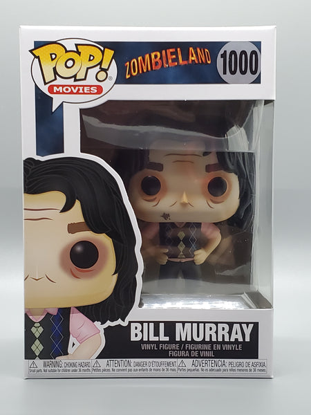 Bill Murray w/ chance of chase (Zombieland)