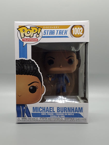 Michael Burnham (Star Trek: Discover)