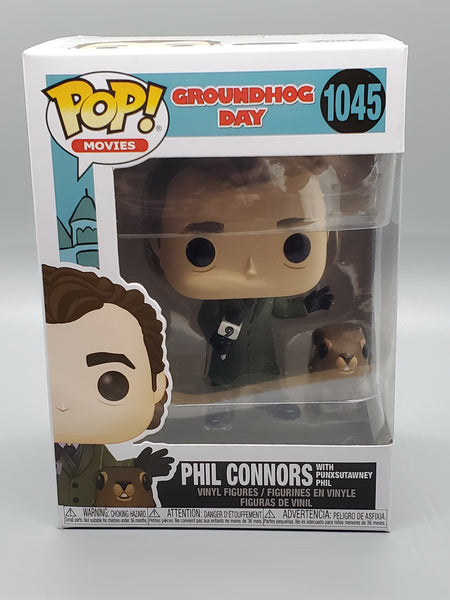 Pop & Buddy: Phil with Punxsutawney (Groundhog Day)