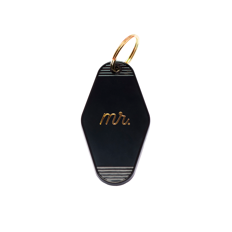 Mr. Keychain