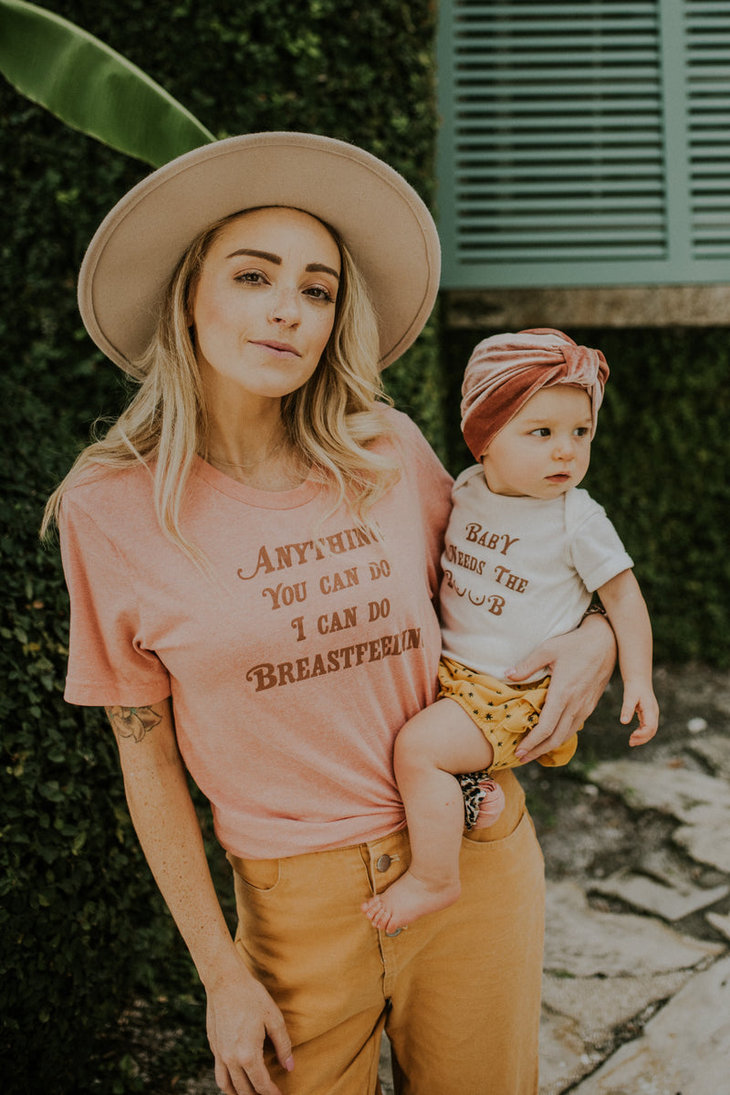 Breastfeeding Mama Tee