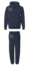 bon lifers yin yang sweatsuit