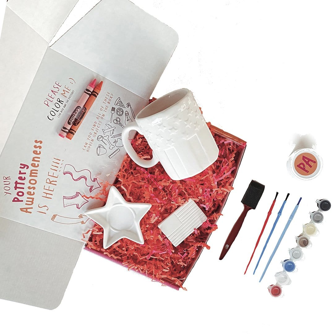 The Pottery Pack - A Pre-Paid 6 Month Seasonal Gift Subscription (FREE SHIPPING included)