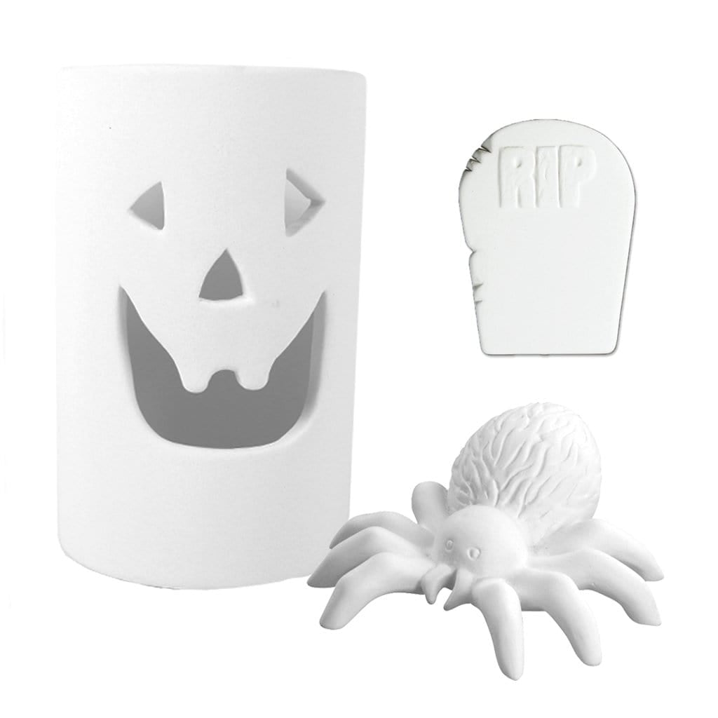 Halloween Pottery Painting Kit - Coming Soon!