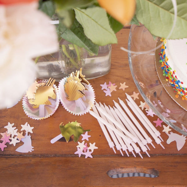 Blowout Bash:  Pottery Party + Unicorn Themed Party Supplies