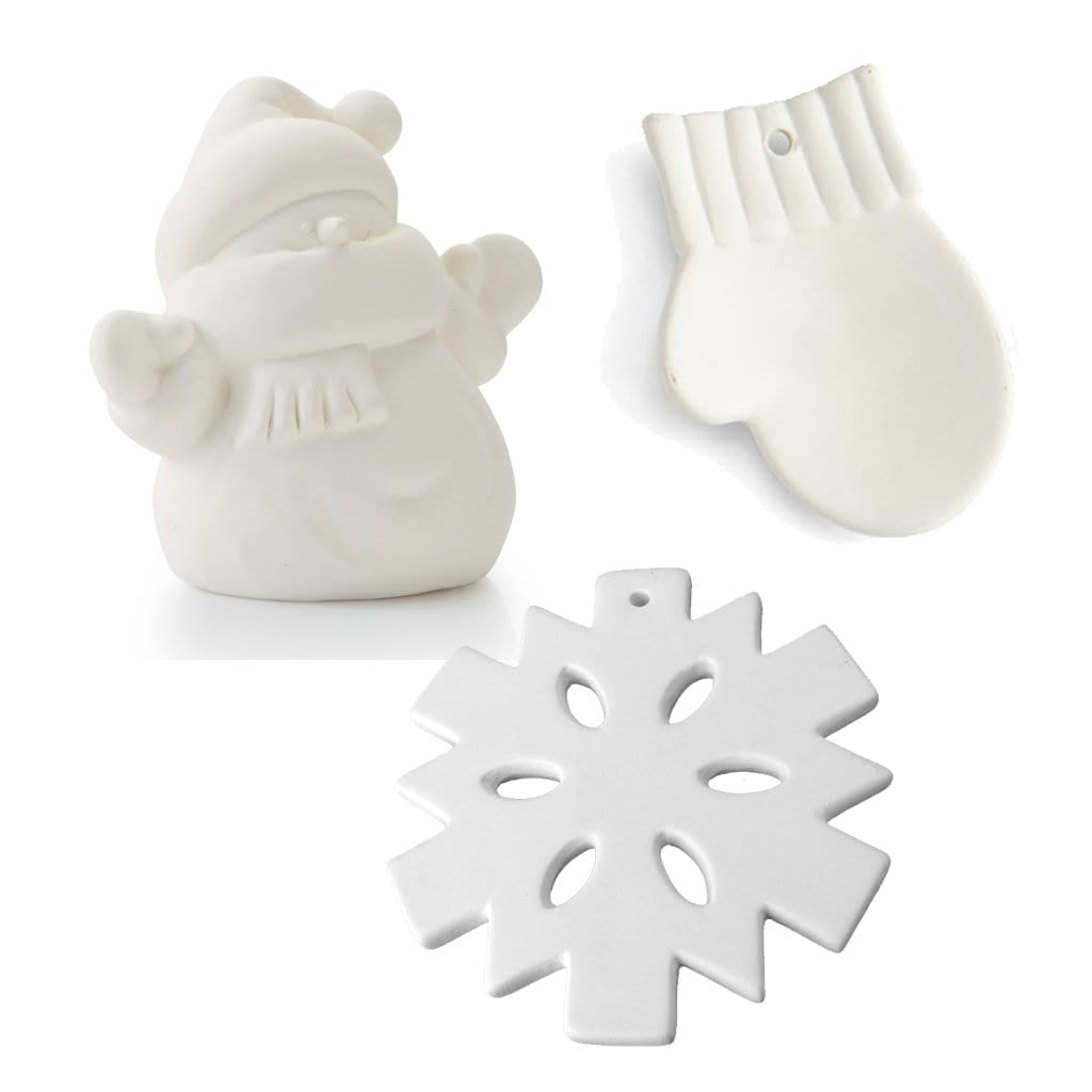Winter Pottery Painting Kit Coming Soon Pottery Awesomeness