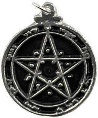 Second Pentacle Of Venus