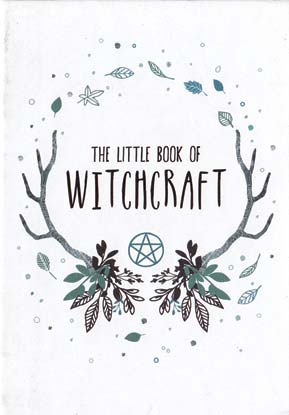 Little Book Of Witchcraft (hc)