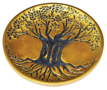 "5"" Tree Of Life Stick Burner"
