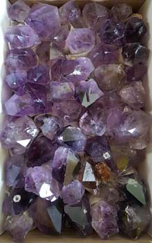 ~2kg Of Amethyst Points