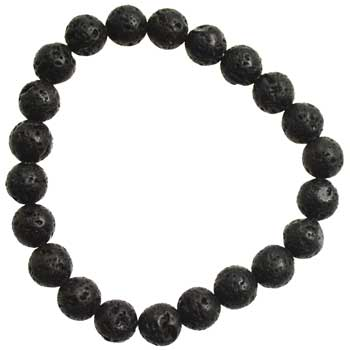 8mm Lava (dyed Color) Bracelet