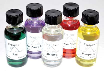 1oz Love Spell Oil