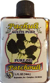 Patchouli Oil 4 Dram