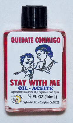Stay With Me Oil 4 Dram