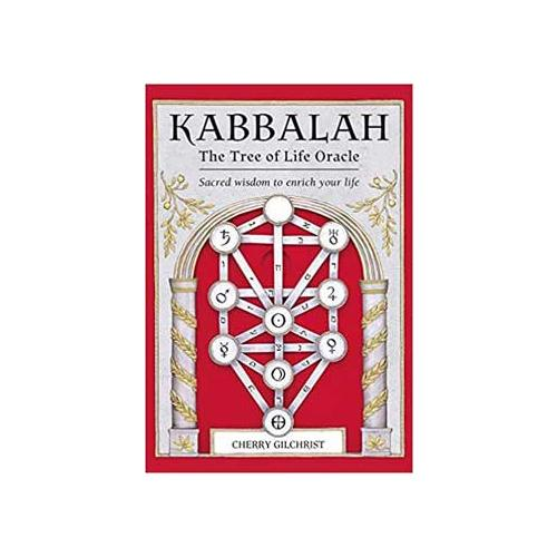 Kabbalah Tree Of Life Dk & Bk By Cherry Gilchrist