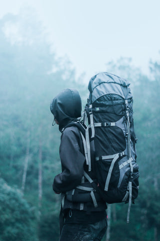 Rookie Backpacking Mistakes (Packing too much)