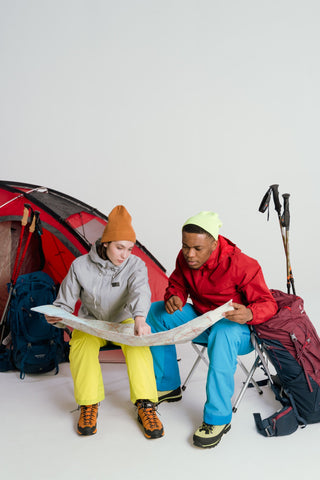 Rookie backpacking mistake