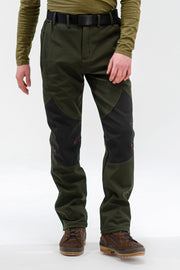 "Northbound Gear ""Adventure"" Water Resistant Pants (ARMY GREEN)"
