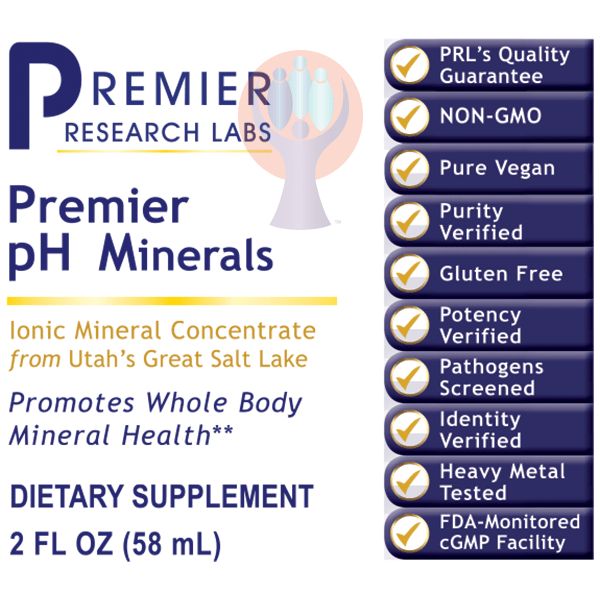 pH Minerals 2oz-Supplement-PRL Labs-Raise the Bar Wellness
