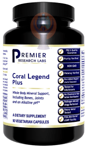 Coral Legend Plus-Supplement-PRL Labs-Raise the Bar Wellness