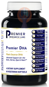 DHA, Premier-Supplement-PRL Labs-Raise the Bar Wellness