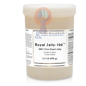 Royal Jelly-100-Supplement-PRL Labs-Raise the Bar Wellness