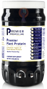 Plant Protein, Premier-Supplement-PRL Labs-Raise the Bar Wellness