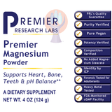 Magnesium, Premier-Supplement-PRL Labs-Raise the Bar Wellness