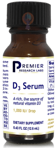D3 Serum-Supplement-PRL Labs-Raise the Bar Wellness