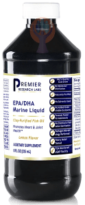 EPA/DHA Marine Liquid-Supplement-PRL Labs-Raise the Bar Wellness