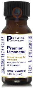 Limonene, Premier-Supplement-PRL Labs-Raise the Bar Wellness