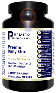 Daily One, Premier-Supplement-PRL Labs-Raise the Bar Wellness