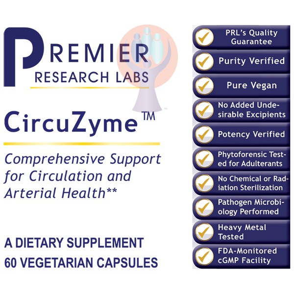 CircuZyme-Supplement-PRL Labs-Raise the Bar Wellness