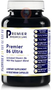 B6 Ultra, Premier-Supplement-PRL Labs-Raise the Bar Wellness