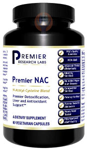 NAC, Premier-Supplement-PRL Labs-Raise the Bar Wellness