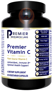 Vitamin C, Premier-Supplement-PRL Labs-Raise the Bar Wellness