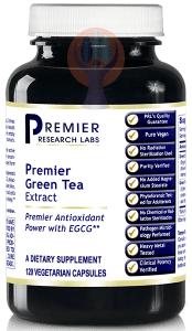 Green Tea Extract-Supplement-PRL Labs-Raise the Bar Wellness
