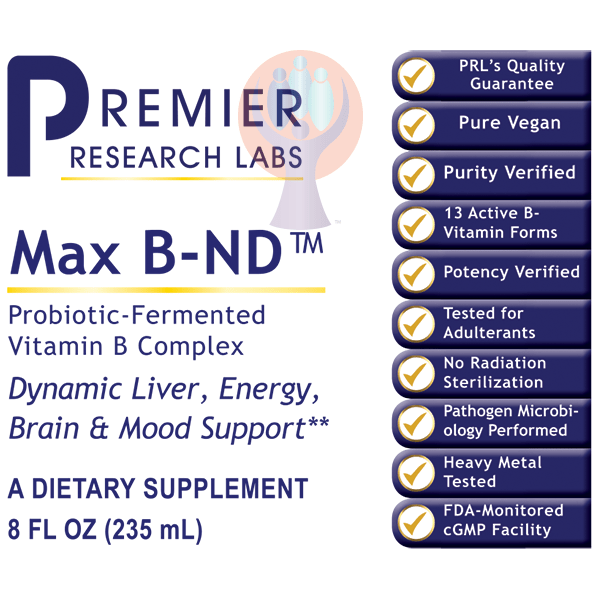 Max B-ND lg-Supplement-PRL Labs-Raise the Bar Wellness