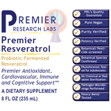 Resveratrol, Premier-Supplement-PRL Labs-Raise the Bar Wellness