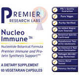 Nucleo Immune-Supplement-PRL Labs-Raise the Bar Wellness
