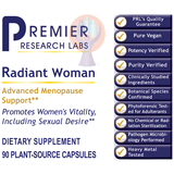 Radiant Woman-Supplement-PRL Labs-Raise the Bar Wellness