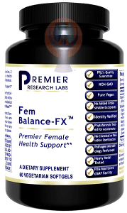 Fem Balance-FX-Supplement-PRL Labs-Raise the Bar Wellness