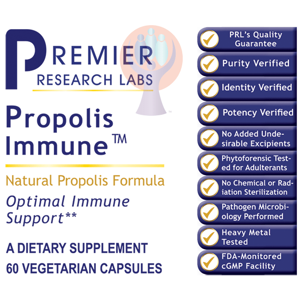 Propolis Immune-Supplement-PRL Labs-Raise the Bar Wellness