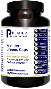Greens, Premier-Supplement-PRL Labs-Raise the Bar Wellness