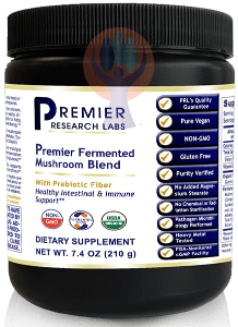 Fermented Mushroom, Premier-Supplement-PRL Labs-Raise the Bar Wellness