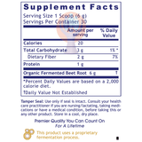 Fermented Beets, Premier-Supplement-PRL Labs-Raise the Bar Wellness