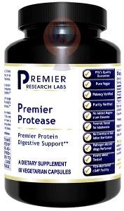Protease, Premier-Supplement-PRL Labs-Raise the Bar Wellness