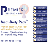 Medi-Body Pack-Supplement-PRL Labs-Raise the Bar Wellness