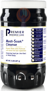 Medi-Soak Cleanse-Supplement-PRL Labs-Raise the Bar Wellness