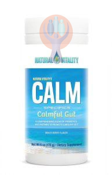 Natural Vitality CALM® Calmful Gut